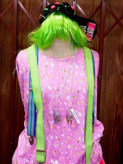 画像3: オス・メス仲良しドッキングコネクター・ネックレス  電子部品アクセサリー、アキバ系 青文字系 原宿系 フェアリー系ファッション
