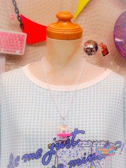 画像4: ペガサス ドリーミースター ネックレス (ピンクスター) フェアリー系、原宿系ファッション
