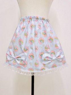 画像3: ユニコーン ドリーミーリボン スカート (ハンドメイド、 一点もの)