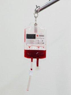 画像3: 血液バック キーホルダー   医療系、メンヘラ、ナースコスプレ