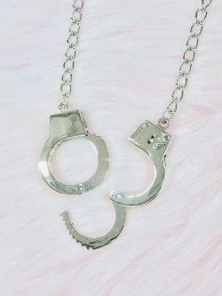 画像2: 手錠ネックス ユニセックス