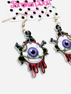 画像2: Eyeball ピアス 、イヤリング   ペア